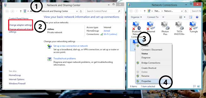 How To Assign Ip Address In Windows 7
